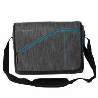 """Сумка для ноутбука Promate - Ascend1-MB Accented Messenger Bag for Laptops up to 15.6"""""""