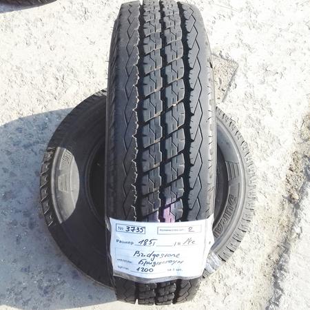 Бусовские шины б.у. (усиленная резина бу) 185.r14с Bridgestone Duravis Бриджстоун