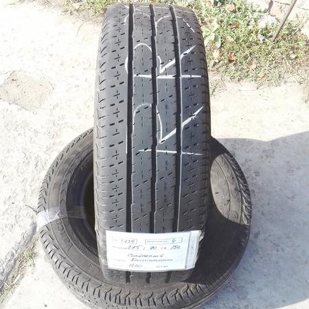 Бусовские шины б.у. / резина бу 215.70.r15с Continental Vanco 2 Континенталь