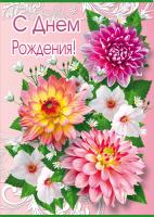 Открытка ЭТЮД СМГ-502