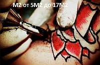 Иглы для тату М2 (Stacked Mag) оооочень плотный закрас размер на выбор