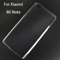 Силиконовый чехол для Xiaomi Mi Note