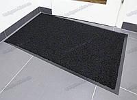 Коврик грязезащитный Элит 90х120см., цвет черный