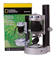 Микроскоп National Geographic Universal 20-200x