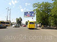 Печать и размещение рекламного постера УкрИнБанка в г.Одесса
