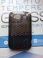 Силиконовый чехол для HTC Wildfire S A510e