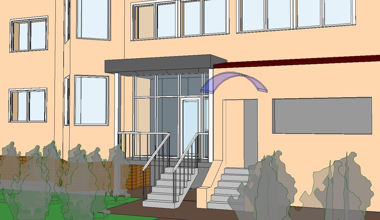 Проектування елементів і частин будівель