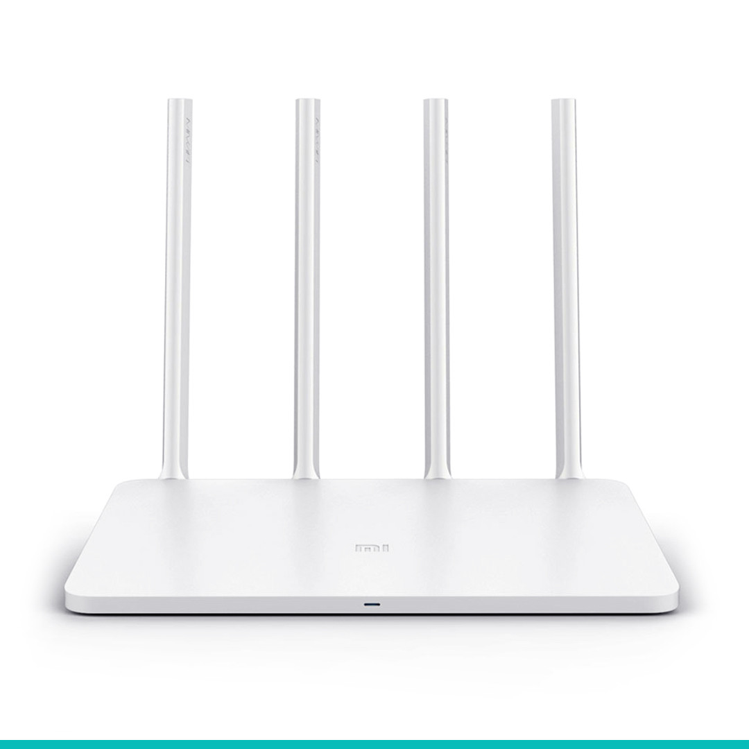 Маршрутизатор Xiaomi WiFi Router 3 (AC1200)