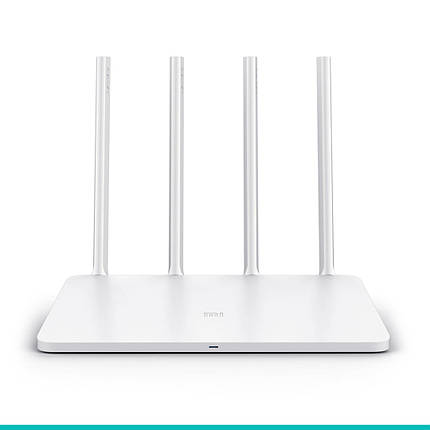 Маршрутизатор Xiaomi WiFi Router 3 (AC1200), фото 2