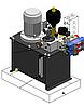 Маслостанция HYBOX Flex Basic
