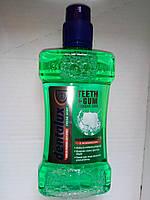 Ополаскиватель полости рта Интенсивное Очищение Dentalux Teeth+Gum 500 мл