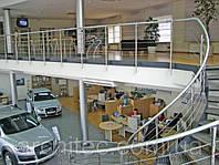 Проектирование автосалона