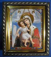 Образ Пресвятой Богородицы Достойно есть (Милующая или Милостивая)