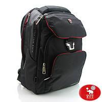 Рюкзак текстильный черный OIWAS 2918