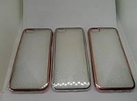 Apple iPhone 5G/5S  плотный силикон в ассортименте арт 12962