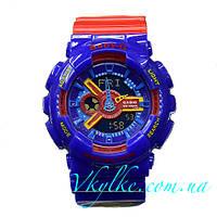 Женские часы Casio Baby-G BA-110 Superman