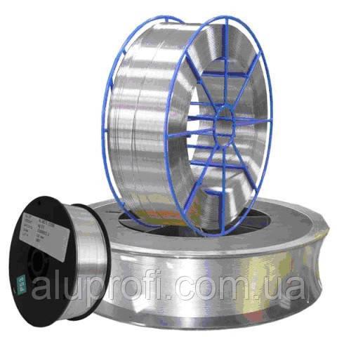 Проволока алюминиевая сварочная СВААМг5 ф 1мм