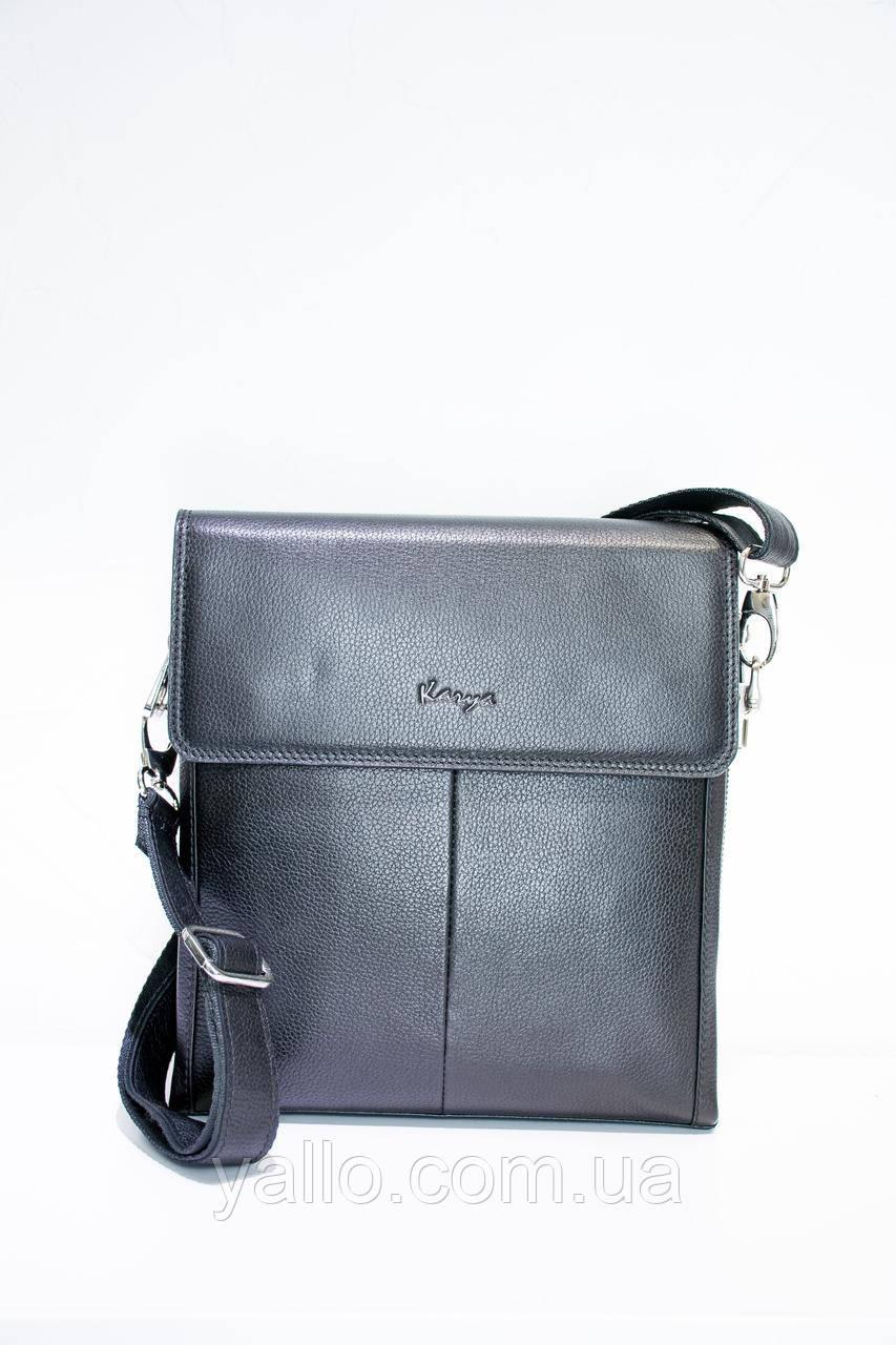 Мужская сумка из Натуральной кожи KARYA. 1074-45