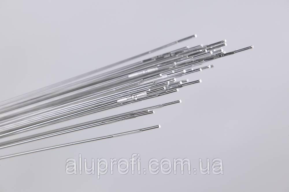 Проволока алюминиевая сварочная СВААМг5 ф 2,4мм