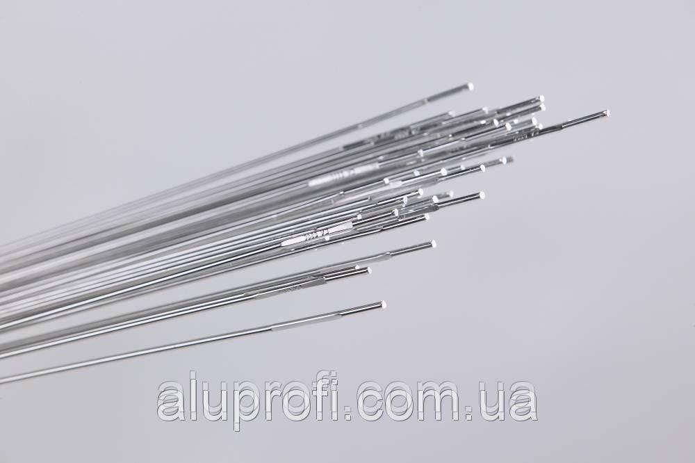 Проволока алюминиевая сварочная СВААМг5 ф 3,2мм