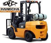 Автопогрузчик газобензиновый Hangcha (HC) CPQD15N-R, фото 1