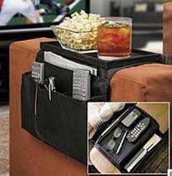 Складной мягкий столик-органайзер на диван