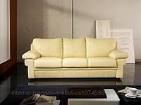 Диван кожаный ANAIS мод.105