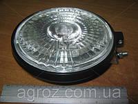 Фара МТЗ рабочая галогенная лампа в металлическом корпусе (пр-во Украина) ФПГ-101, фото 1