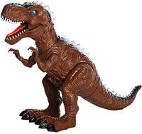 Игрушка динозавр на батарейках 9912