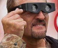 Очки - бинокль с увеличительными линзами (3-кратное увеличение) zoomies