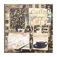 """Декупажная салфетка """"Coffee"""", 33*33 см, 18 г/м2, Ambiente, 13307625"""