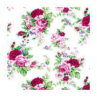 """Декупажная салфетка """"Мелкие розы"""", 33*33 см, 18 г/м2, Ambiente, 13308455"""