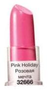 Губная помада Color Trend Avon, цвет Pink Holliday, Розовая мечта, Эйвон Колор Тренд, 32666