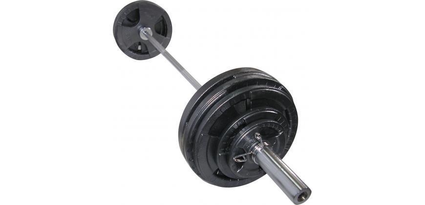 Штанга олімпійська Newt 100 кг 2.2 м