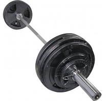 Штанга олімпійська Newt 150 кг. Гриф 2,2 м.