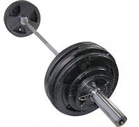 Штанга  олимпийская Newt  200 кг. Гриф 2,2 м., фото 1