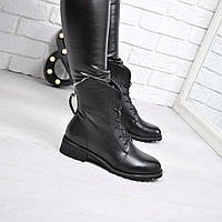 Ботинки женские Gess ЗИМА 3816 , зимняя обувь женская