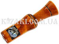 Манок на гуся серого деревянный Эхо №24