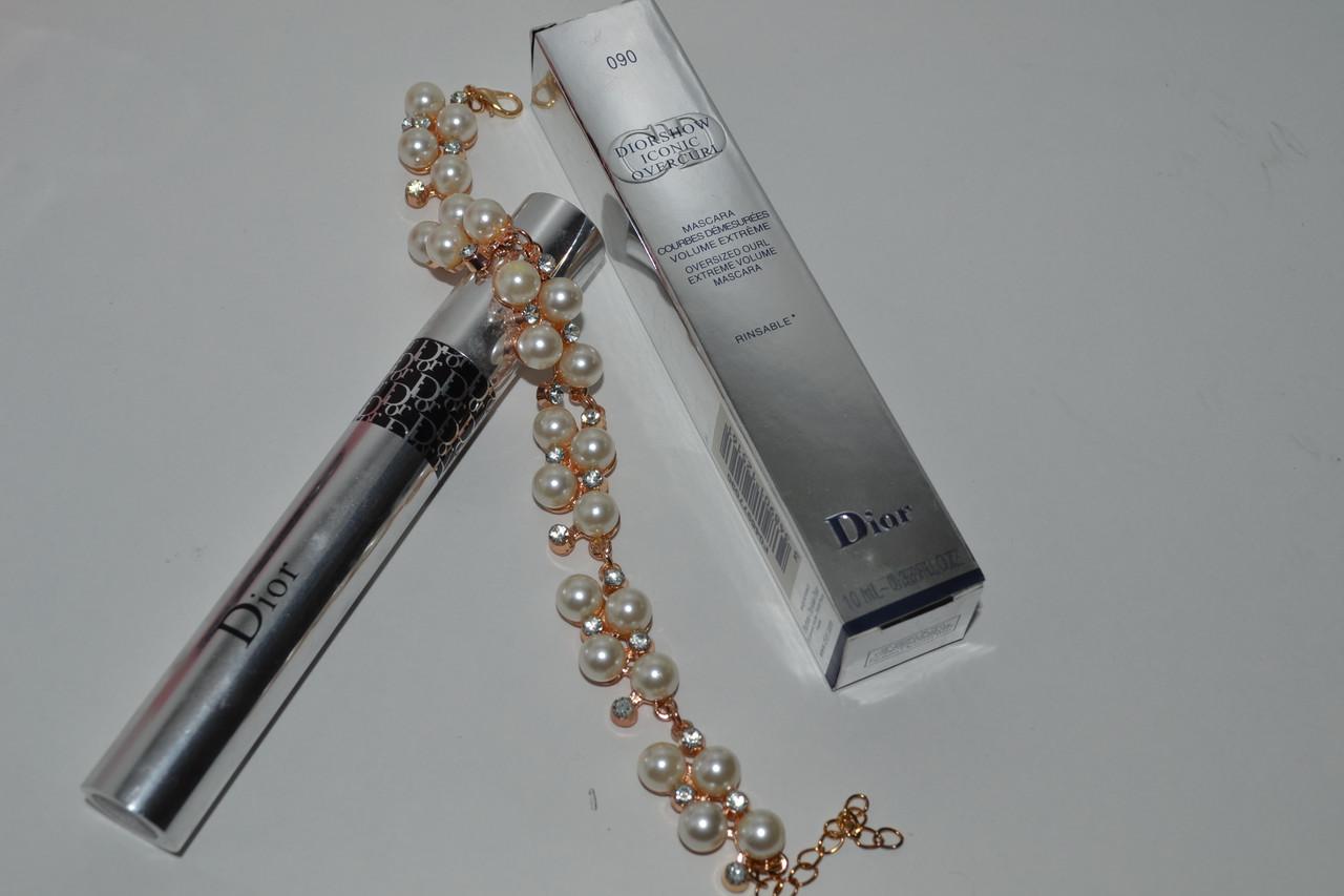 Тушь для ресниц Dior DiorShow Iconic
