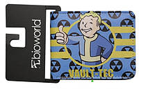 Кошелек Vault-tec Fallout (Фаллаут)