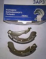 Тормозные колодки задние Chevrolet Aveo