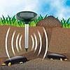 Ультразвуковой отпугиватель кротов Solar Mole Repeller на солнечной батарее