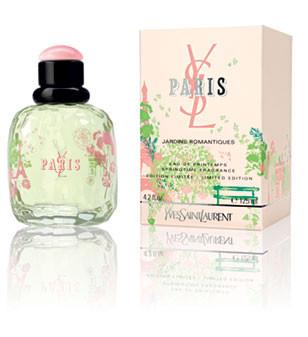 Yves Saint Laurent Paris Jardins Romantiques туалетная вода 125 ml. (Ив Сен Лоран Париж Жарден Романтик)