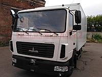 Изотермический фургон на а/м МАЗ