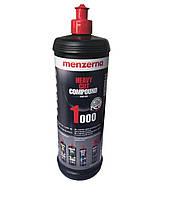 Высокоабразивная полировальная паста Menzerna HCC1000 (Heavy Cut Compound 1000), 1 кг