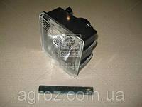 Фара МТЗ передняя квадратная с ламп. в пластм. корпусе (пр-во Украина) ФГ -308 (1630)