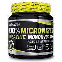Креатин моногидрат BioTech 100% Creatine Monohydrate | 300 г