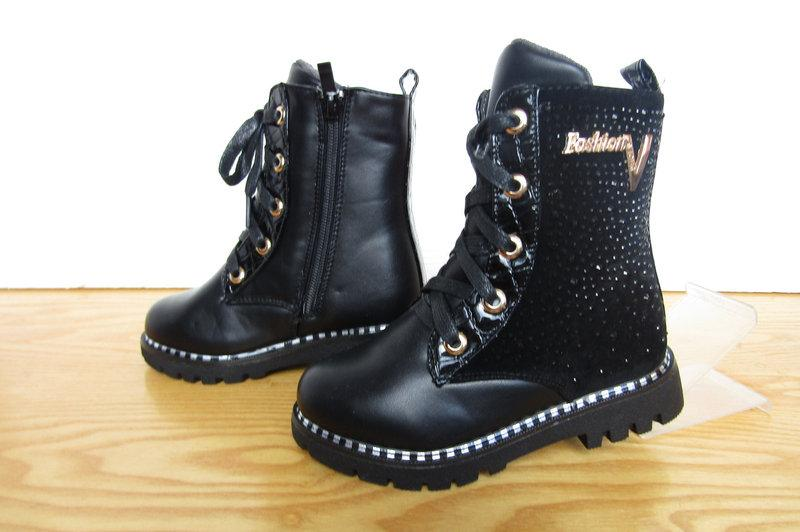 01f60894f Зимние ботинки для девочки подростка - Интернет-магазин