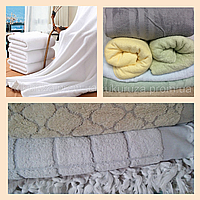 Сауна-полотенца  махровые в ассортименте