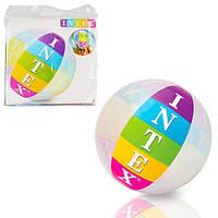 Мяч надувной для пляжа  виниловый 59060